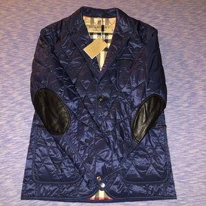 Mens Burberry Jackets